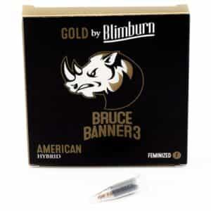 BRUCE BANNER cannabis seeds pack