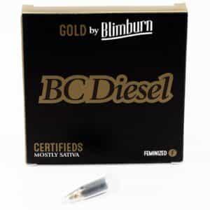 BC DIESEL cannabis seeds pack