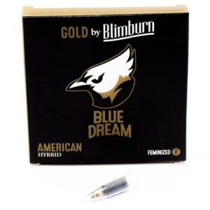 BLUE DREAM cannabis seeds pack