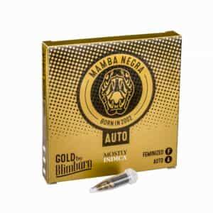 MAMBA NEGRA AUTO cannabis seeds pack