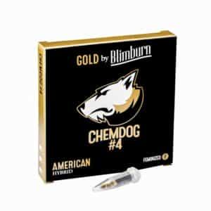 CHEMDOG 4 cannabis seeds pack