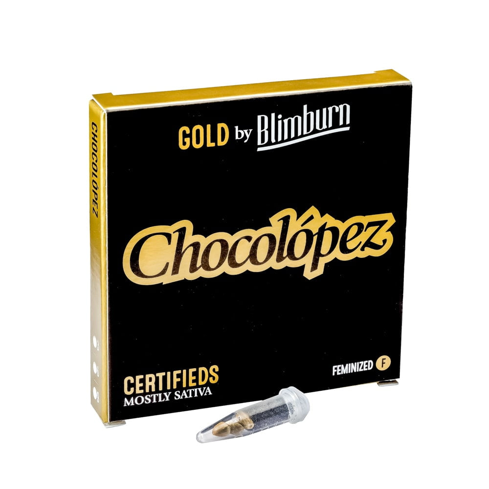 CHOCOLOPEZ cannabis seeds pack
