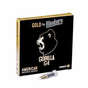 GORILLA G4 cannabis seeds pack