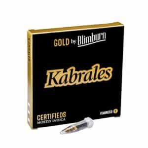 KABRALES cannabis seeds pack