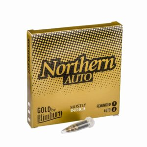 NORTHERN AUTO cannabis seeds pack