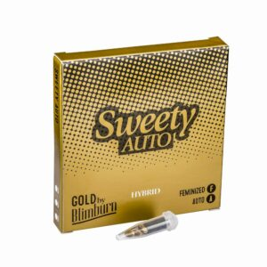 SWEETY AUTO cannabis seeds pack