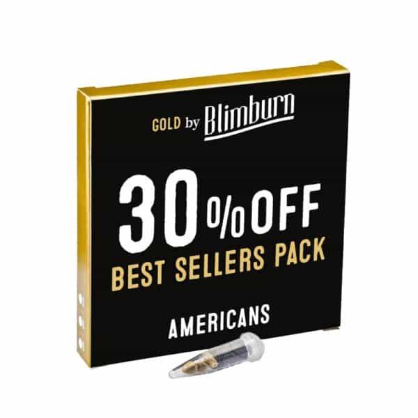 AMERICANS PACK 30%