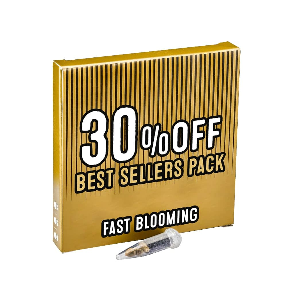 FAST BLOOMING PACK 30%